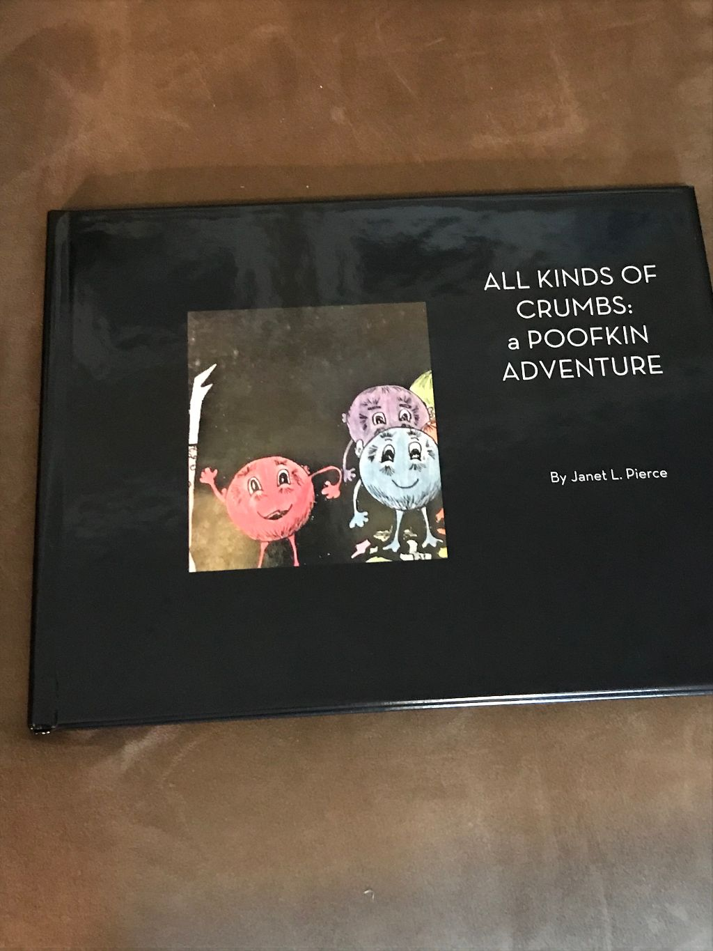All Kinds of Crumbs book Cover